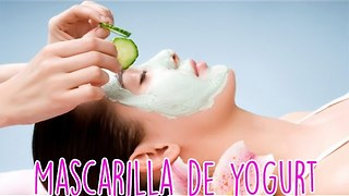 Mascarilla de Yogurt - Video