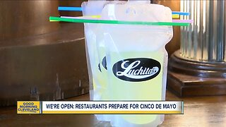 We're Open: Restaurants prepare for Cinco De Mayo