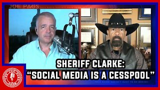 Sheriff David Clarke on the George Floyd Trial and the New Police Bill
