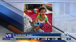 Sunshine Baby 9/16/17 - Video