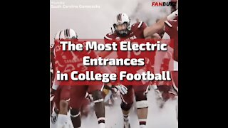 The 10 Most Electric Entrances in College Football