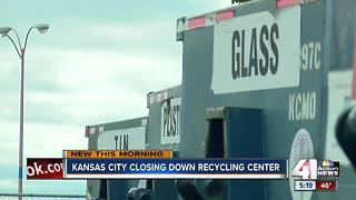 Kansas City to close recycling center near old Metro North Mall