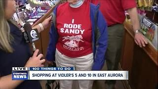 100 things to do in Buffalo: Vidler's - Video