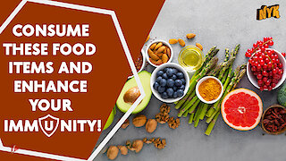 Top 4 Easily Available Food Items That Will Boost Your Immune System