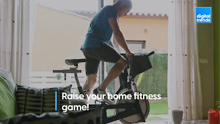 Step up your home fitness with the best connected home workout gear