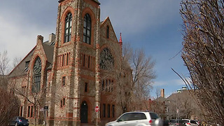 Historic church converted into condos - Video