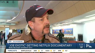 'Joe Exotic' Getting Netflix Documentary
