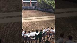 Students Give Their 'Brothers' a Warm Welcome - Video