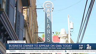 Business owners to appear on GMA today