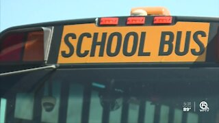 Palm Beach County bus drivers concerned about reopening of brick-and-mortar schools