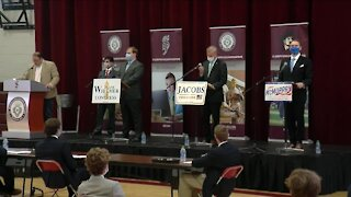 Candidates face-off on issues in NY 27 debate