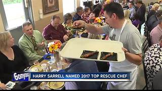 Harry Sarrell named 2017 Top Rescue Chef - Video