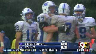 Simon Kenton 13, Conner 6 - Video