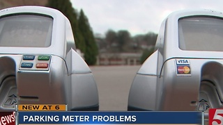 Clarksville Working To Fix Downtown Parking Meters - Video