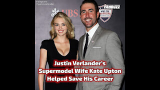 Justin Verlander's Supermodel Wife Kate Upton Helped Save His Career