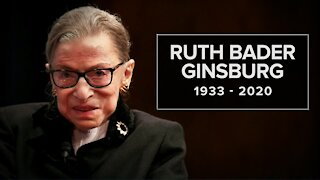 Ohio leaders mourning loss of Supreme Court Justice Ruth Bader Ginsburg