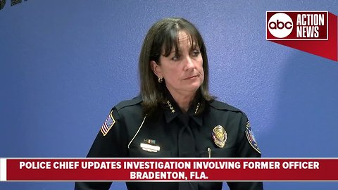 Former Bradenton Police Officer used police databases to stalk women, police say | News Conference