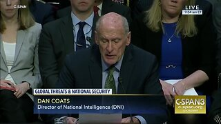 Director of National Intelligence warned Congress last year about danger of large-scale outbreak