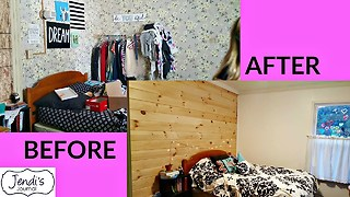 Extreme Makeover - Bedroom | DIY Project For House  - Video