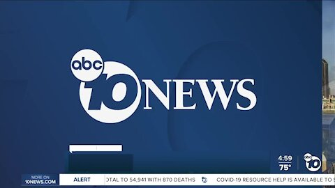 ABC 10News at 5pm Top Stories