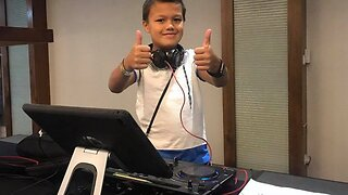 Uk's Youngest Dj – 10 Year Old Schoolboy Stuns Crowds By Performing Amazing Sets