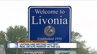 Livonia has second hottest real estate market in the United States - Video