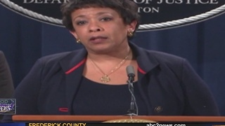 Attorney General Loretta Lynch to discuss community policing in Baltimore - Video