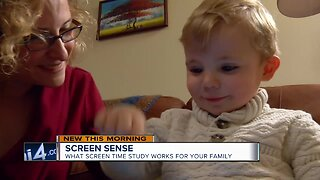Screen sense: how much is too much?