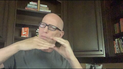 Episode 1328 Scott Adams: Arguments For and Against Vaccine Passports, Everstuck Ship, And Trump Fun