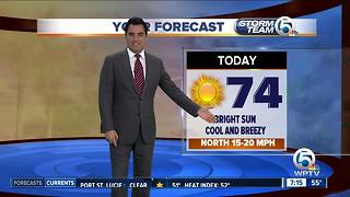 South Florida weather 3/4/18 - 7am report - Video