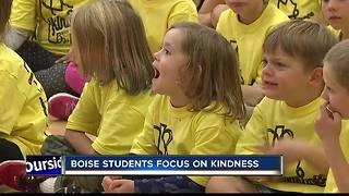 Liberty Elementary students focus on kindness - Video
