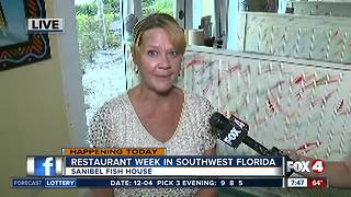 Restaurant Week in Sanibel - Video