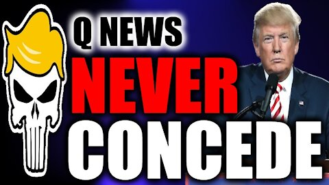 Why President Trump Will NEVER CONCEDE To The TREASONOUS TRAITORS + Exposing FAKE NEWS LIES...