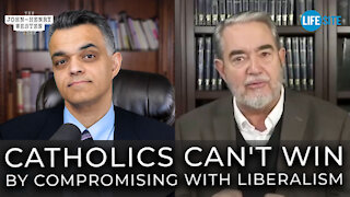 Scott Hahn: Catholics can't win by compromising with liberalism