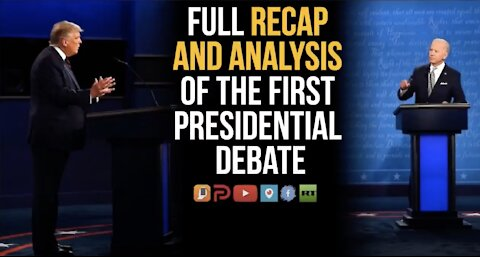 Who Won The 1st 2020 Presidential Debate? Do We Need Anymore?