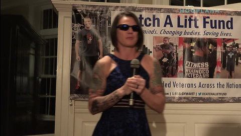 Non-profit Helps Wounded Vets Get Their Lives Back - Catch A Lift (CAL)