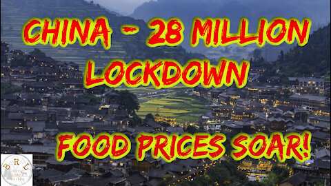 China In Lockdown Over 28 Million Locked Indoors