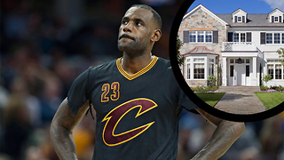 BREAKING: LeBron James' L.A. House Reportedly VANDALIZED with N-Word Graffiti - Video