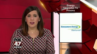 Energy efficiency upgrades to prisons