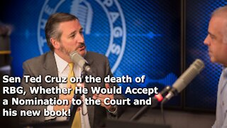 Would Sen Ted Cruz Take A Seat On the SCOTUS?