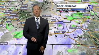 Blustery & Chilly... For a Little While Longer - Video