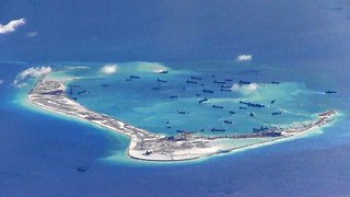 China Reportedly Installed Anti-Ship Weaponry In South China Sea