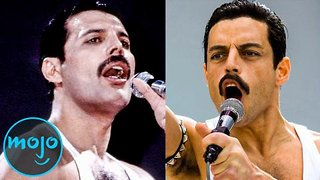 Top 10 Things Bohemian Rhapsody Got Factually Right and Wrong - Video