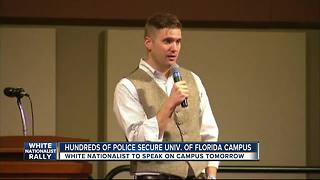 Richard Spencer at UF: What you need to know - Video