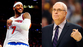 Phil Jackson FIRED, Knicks Fans Rejoice - Video