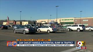 Can Oakley handle a bump in traffic? - Video