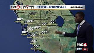 Rain Chances Sunday & Monday Before Cooler Weather Returns - Video