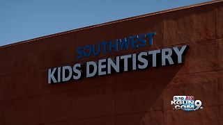 Children receive free dental care at local dentistry - Video