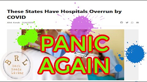 Hospitals are Overrun by Covid19 Patients   Maybe Not?