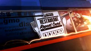 Restaurant Report Card: Harrison Township - Video